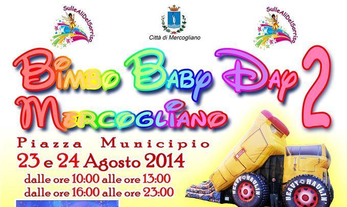 Estremamente Comuni - www.cinquerighe.it - Mercogliano; Bimbo Baby Day 2  FQ14